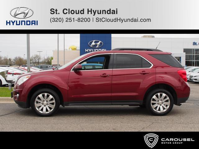 2011 chevrolet equinox lt lt 4dr suv w 2lt for sale in saint cloud minnesota classified. Black Bedroom Furniture Sets. Home Design Ideas