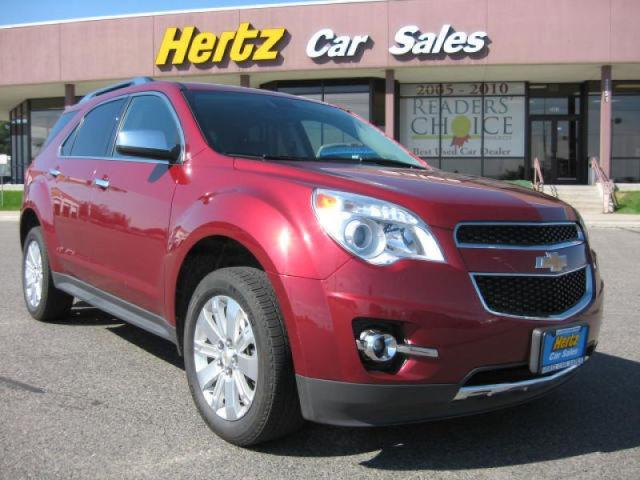 2011 chevrolet equinox ltz for sale in billings montana classified. Black Bedroom Furniture Sets. Home Design Ideas