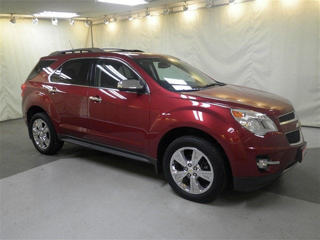 2011 chevrolet equinox ltz awd ltz 4dr suv for sale in duluth minnesota classified. Black Bedroom Furniture Sets. Home Design Ideas