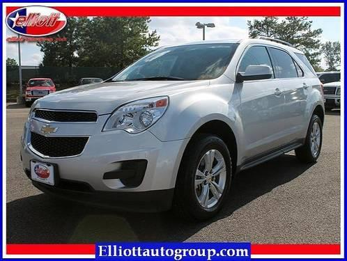 2011 Chevrolet Equinox Suv Fwd 4dr Lt W 1lt For Sale In