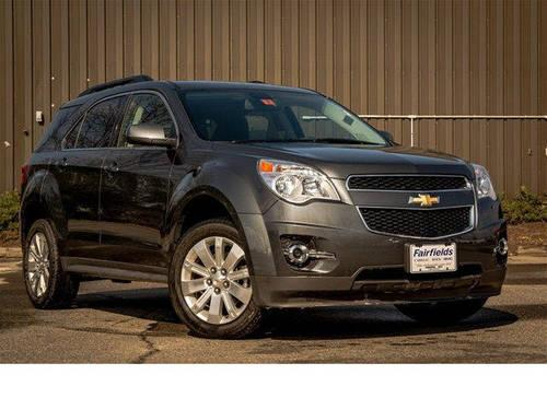 2011 Chevrolet Equinox SUV LT for Sale in Keene, New ...