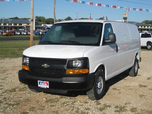 2011 chevrolet express 2500 work van for sale in longview texas classified. Black Bedroom Furniture Sets. Home Design Ideas