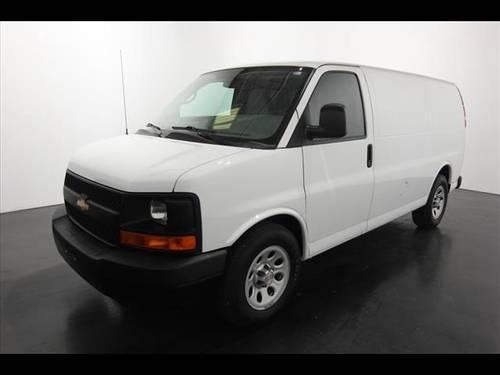 2011 chevrolet express cargo cargo van awd 1500 for sale. Black Bedroom Furniture Sets. Home Design Ideas