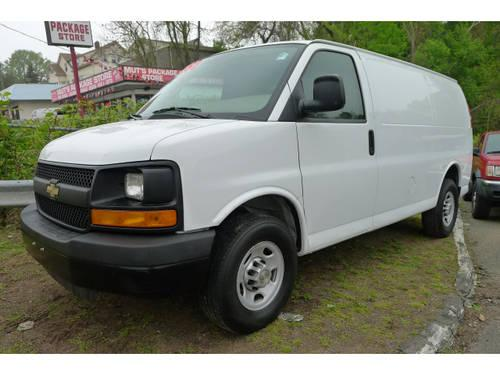 2011 chevrolet express cargo cargo van express cargo for sale in new haven connecticut. Black Bedroom Furniture Sets. Home Design Ideas