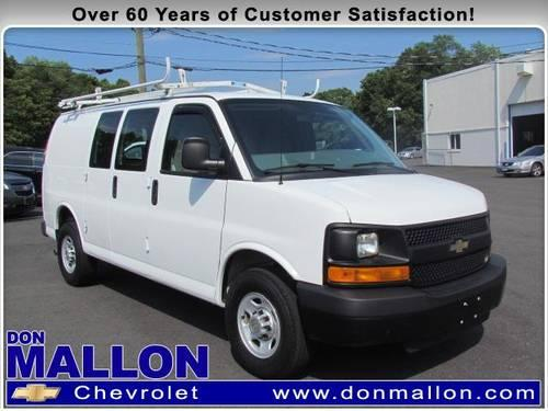 2011 chevrolet express cargo van full size cargo van cargo. Black Bedroom Furniture Sets. Home Design Ideas