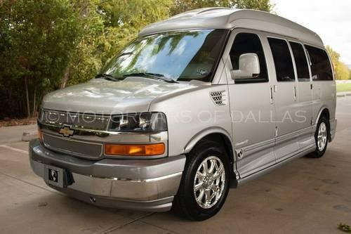 2011 Chevrolet Express Conversion Van Minivan/Van