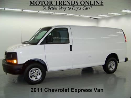 2011 chevrolet express van minivan van 2500 cargo van for. Black Bedroom Furniture Sets. Home Design Ideas
