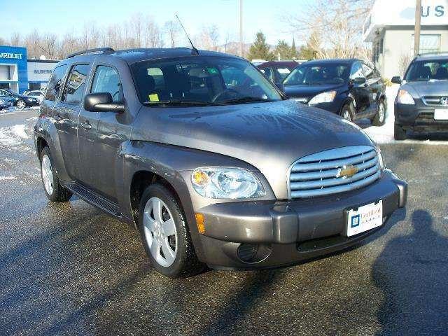 2011 Chevrolet Hhr Ls For Sale In Rutland Vermont