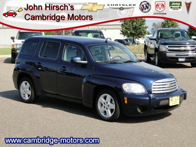 2011 Chevrolet Hhr Lt For Sale In Cambridge Minnesota