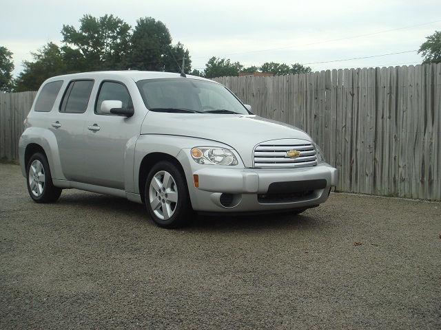2011 Chevrolet Hhr Lt For Sale In Nashville Illinois