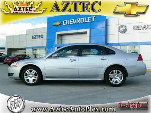 2011 Chevrolet Impala 4dr Car LT Fleet