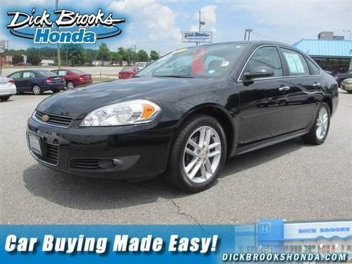 2011 chevrolet impala 4dr car ltz for sale in greer south carolina classified. Black Bedroom Furniture Sets. Home Design Ideas