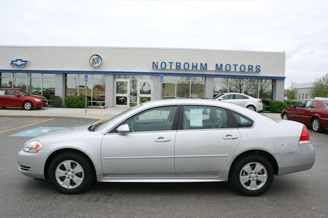2011 chevrolet impala ls for sale in miles city montana for Notbohm motors used cars