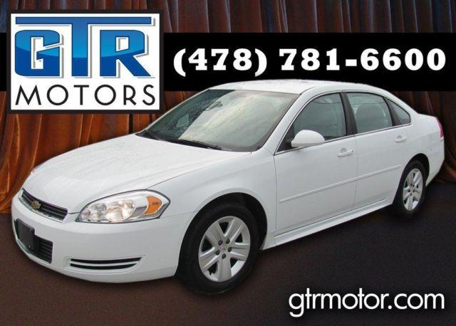 2011 chevrolet impala ls fleet for sale in macon georgia classified. Black Bedroom Furniture Sets. Home Design Ideas