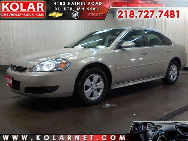 2011 chevrolet impala lt for sale in duluth minnesota classified. Black Bedroom Furniture Sets. Home Design Ideas