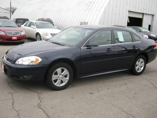 2011 chevrolet impala lt for sale in spencer iowa classified. Black Bedroom Furniture Sets. Home Design Ideas