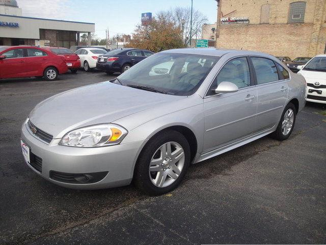 2011 Chevrolet Impala Lt For Sale In Aitkin Minnesota