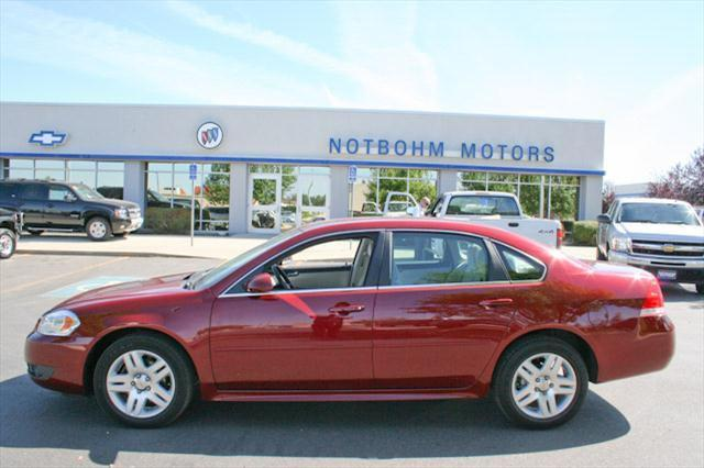 2011 chevrolet impala lt for sale in miles city montana for Notbohm motors used cars