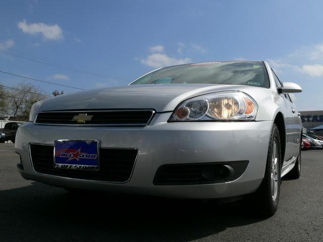 2011 CHEVROLET IMPALA LT SEDAN LT Fleet