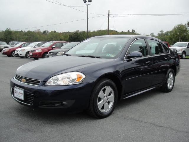 2011 Chevrolet Impala Lt For Sale In Tyrone Pennsylvania