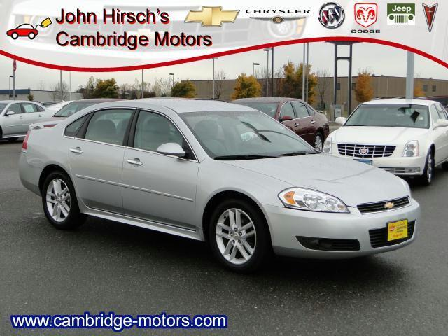 2011 chevrolet impala ltz for sale in cambridge minnesota classified. Black Bedroom Furniture Sets. Home Design Ideas