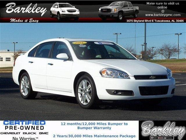 2011 chevrolet impala ltz for sale in tuscaloosa alabama classified. Black Bedroom Furniture Sets. Home Design Ideas