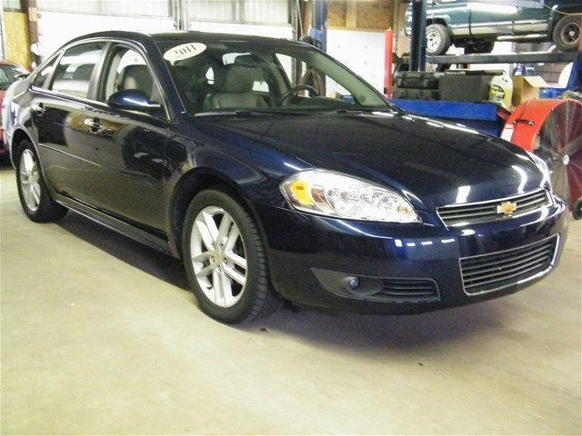 2011 chevrolet impala ltz for sale in rice lake wisconsin classified. Black Bedroom Furniture Sets. Home Design Ideas