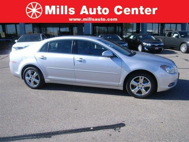 2011 chevrolet malibu lt for sale in willmar minnesota classified. Black Bedroom Furniture Sets. Home Design Ideas