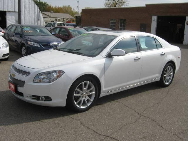 2011 chevrolet malibu ltz for sale in spencer iowa classified. Black Bedroom Furniture Sets. Home Design Ideas