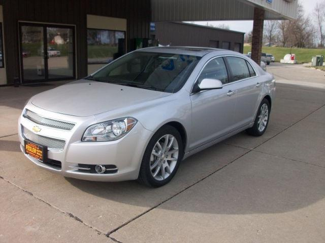 2011 chevrolet malibu ltz for sale in fairfield iowa classified. Black Bedroom Furniture Sets. Home Design Ideas