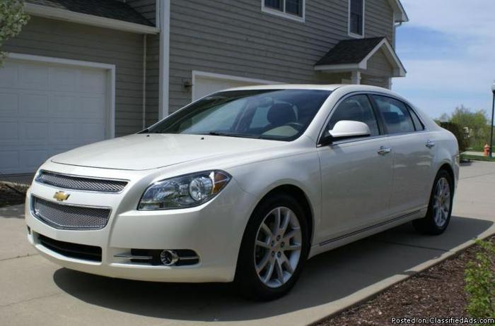 2011 chevrolet malibu ltz for sale in hobart indiana. Cars Review. Best American Auto & Cars Review