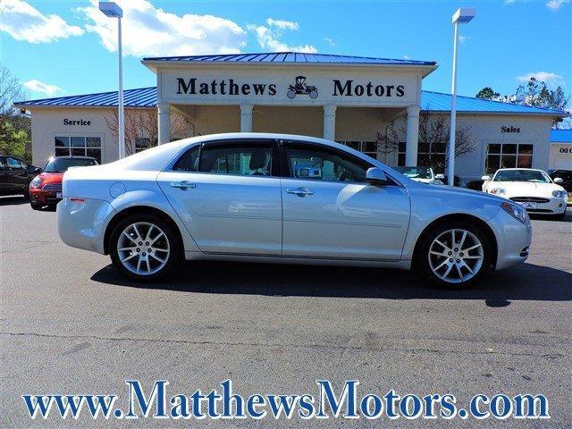 2011 chevrolet malibu ltz ltz 4dr sedan for sale in for Matthews motors goldsboro nc