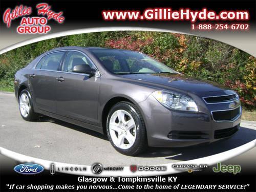 Gillie Hyde Glasgow Ky >> 2011 Chevrolet Malibu Sedan LS for Sale in Dry Fork ...