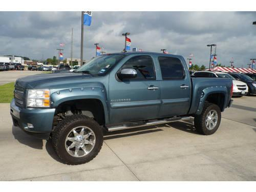 2011 chevrolet silverado 1500 crew cab 4x4 lt for sale in houston texas classified. Black Bedroom Furniture Sets. Home Design Ideas
