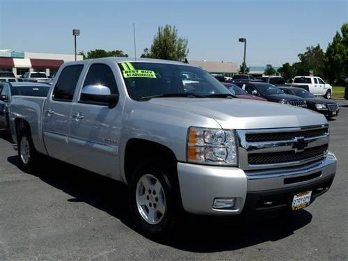 2011 chevrolet silverado 1500 crew cab pickup lt for sale in antioch california classified. Black Bedroom Furniture Sets. Home Design Ideas