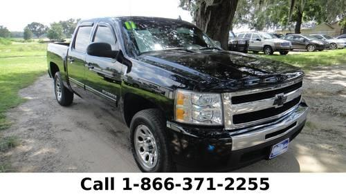2011 Chevrolet Silverado 1500 LS - One Owner -