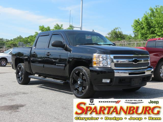 2011 Chevrolet Silverado 1500 LT Spartanburg, SC for Sale ...