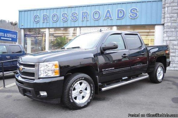 2011 Chevrolet Silverado 1500 Ltz For Sale In Ravena  New York Classified