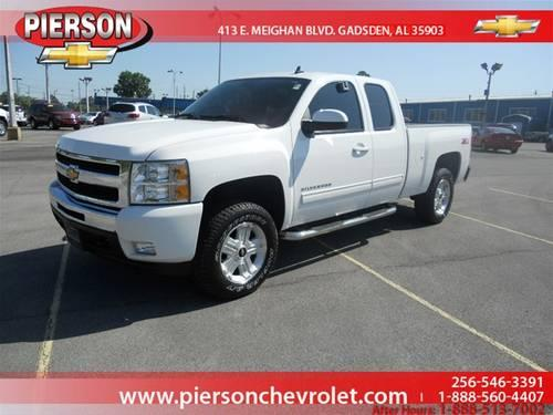 2011 Chevrolet Silverado 1500 Truck PU for Sale in Gadsden, Alabama