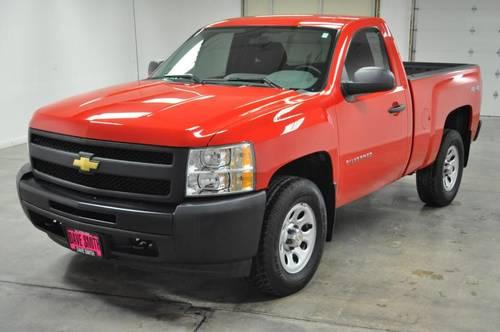 2011 chevrolet silverado 1500 truck regular cab for sale for Dave smith motors locations
