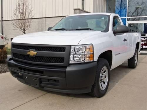 2011 chevrolet silverado 1500 truck work truck for sale in delaware ohio classified. Black Bedroom Furniture Sets. Home Design Ideas