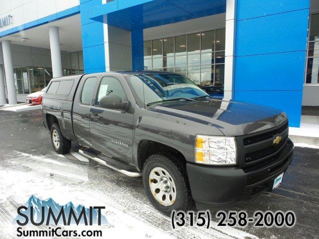 2011 chevrolet silverado 1500 work truck 4x2 work truck 4dr extended cab 6 5 ft sb for sale in. Black Bedroom Furniture Sets. Home Design Ideas