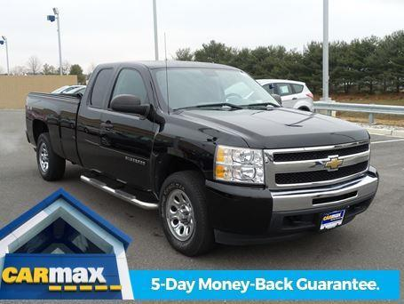 2011 chevrolet silverado 1500 work truck 4x4 work truck 4dr extended cab 8 ft lb for sale in. Black Bedroom Furniture Sets. Home Design Ideas