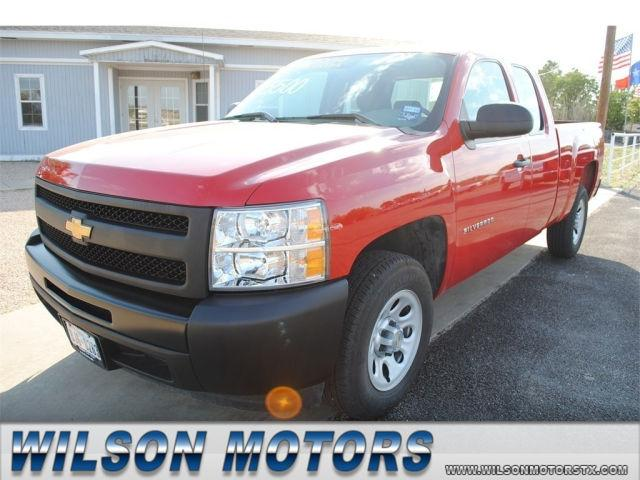 2011 chevrolet silverado 1500 work truck for sale in snyder texas classified. Black Bedroom Furniture Sets. Home Design Ideas
