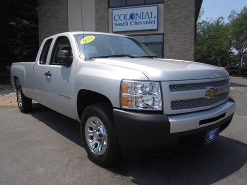 2011 chevrolet silverado 1500 work truck for sale in dartmouth massachusetts classified. Black Bedroom Furniture Sets. Home Design Ideas