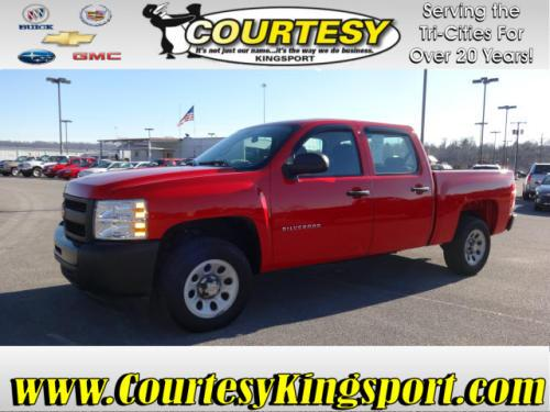 2011 chevrolet silverado 1500 work truck kingsport tn for sale in bloomingdale tennessee. Black Bedroom Furniture Sets. Home Design Ideas