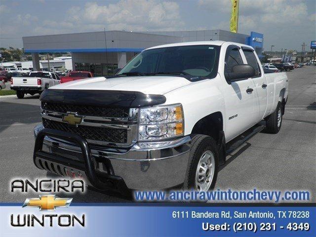 2011 chevrolet silverado 2500 work truck for sale in san antonio texas classified. Black Bedroom Furniture Sets. Home Design Ideas