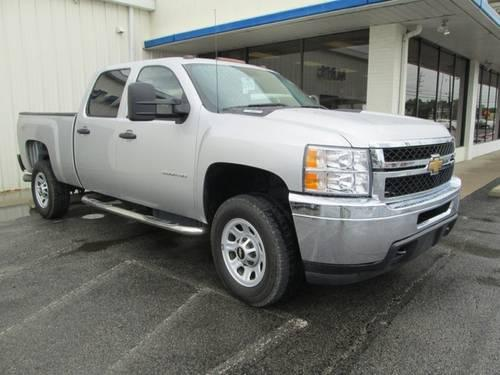 2011 chevrolet silverado 2500hd pickup truck work truck for sale in williamstown kentucky. Black Bedroom Furniture Sets. Home Design Ideas