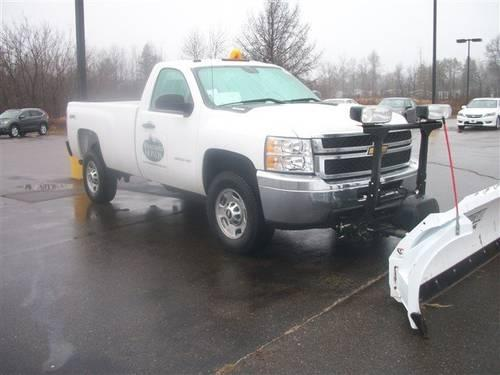 2011 chevrolet silverado 2500hd regular cab pickup work truck for sale in lake george wisconsin. Black Bedroom Furniture Sets. Home Design Ideas