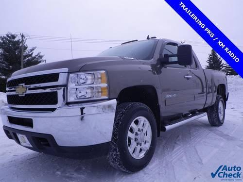 2011 chevrolet silverado 2500hd truck extended cab lt for sale in beekmantown new york. Black Bedroom Furniture Sets. Home Design Ideas